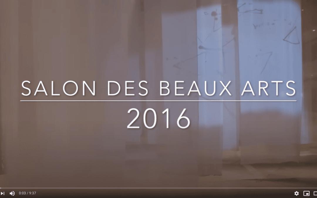 Salon National des Beaux Arts 2016 – Prix Puvis de Chavanne – Médaille d'Or de la Sculpture