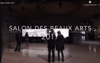 Salon National des Beaux Arts 2017
