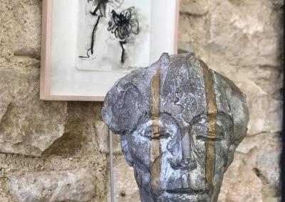 SCULPTURES DAVIDE GALBIATI